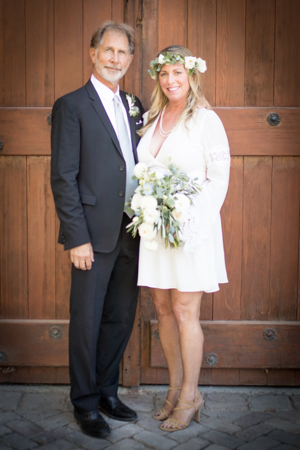 Parker Stevenson Wedding
