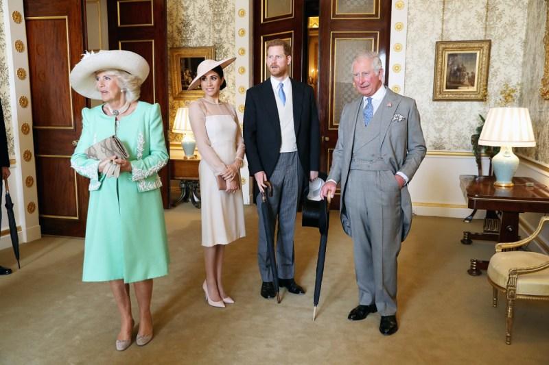 Prince Charles 70th Birthday Duchess Camilla Duchess Meghan Prince Harry