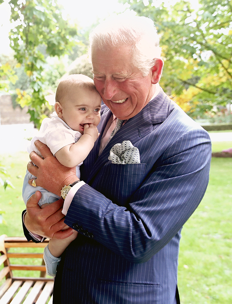 Prince Charles 70th Birthday Prince Louis