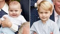 Prince George Prince Louis
