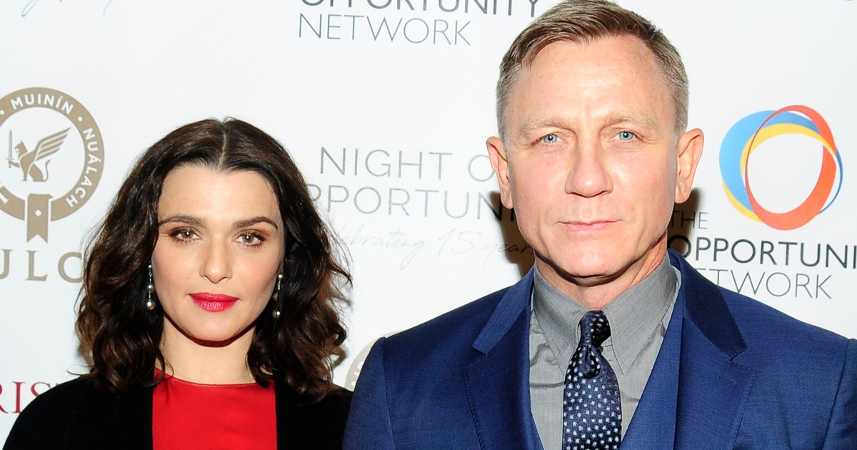 Rachel Weisz Says Daughter Does Look Very Like Husband Daniel Craig