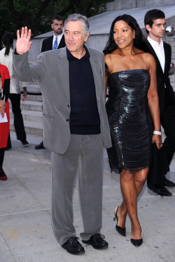 Robert De Niro Wife