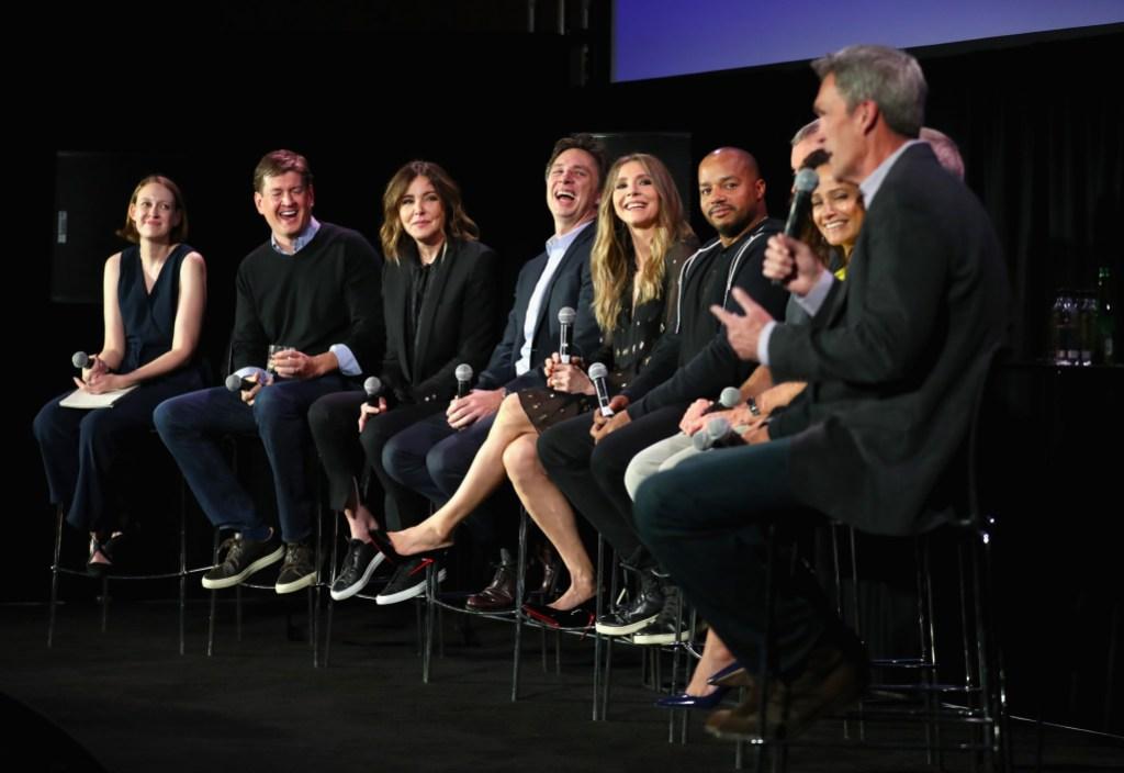 'Scrubs' Cast Reunion 2