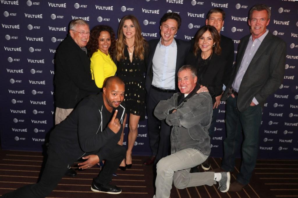 'Scrubs' Cast Reunion