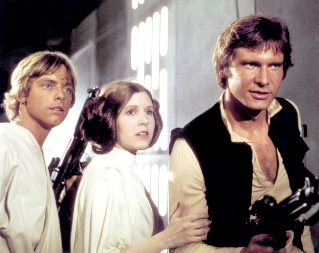star-wars-mark-hamill-carrie-fisher-harrison-ford