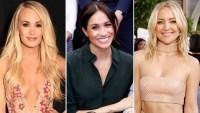 Carrie Underwood Meghan Markle Kate Hudson
