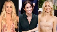 Carrie Underwood Meghan Markle Kate Hudson