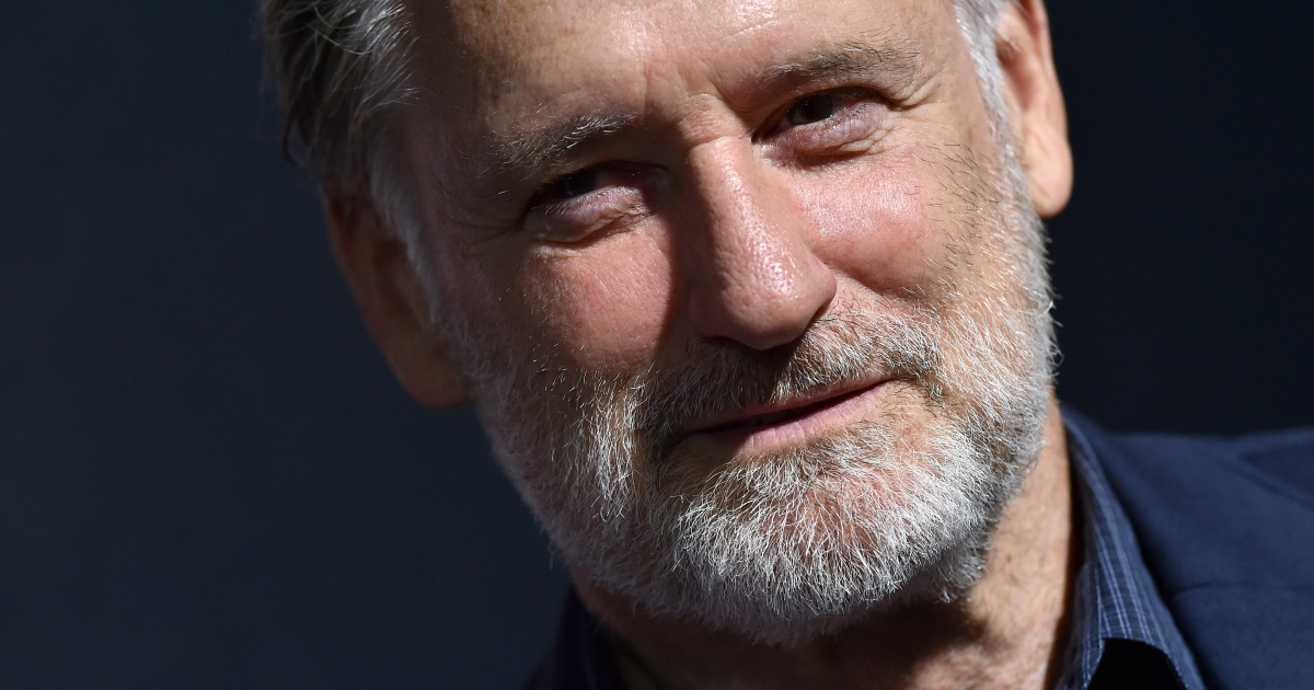 Bill Pullman Reveals An Accident Left Him In A Coma As A Child