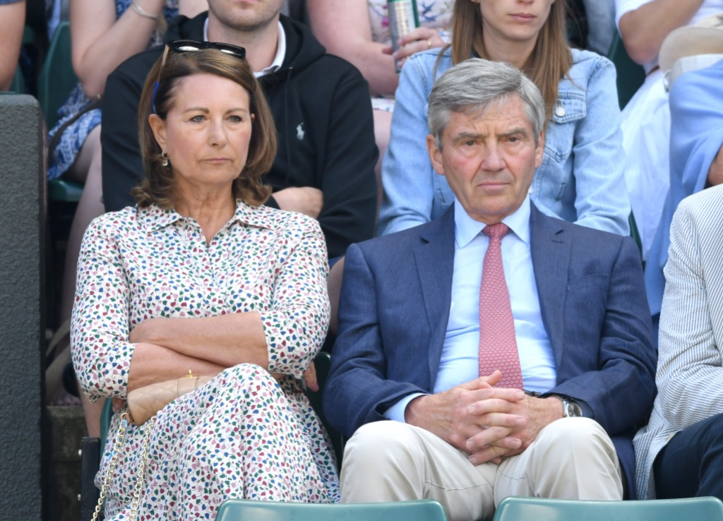 Kate Middleton S Parents Reportedly Put Her Former Home Up