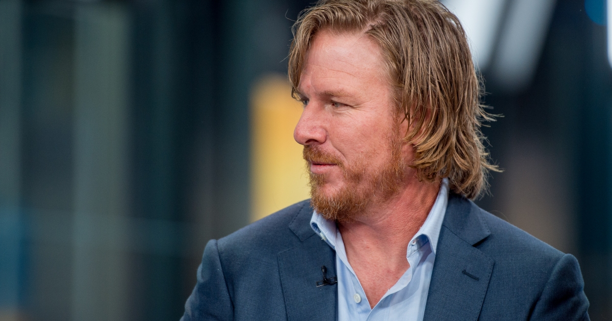 Chip Gaines Didn T Like How Much Fixer Upper Was Staged