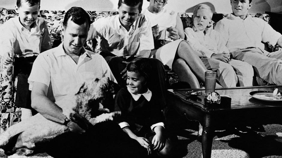 George Hw Bush Family