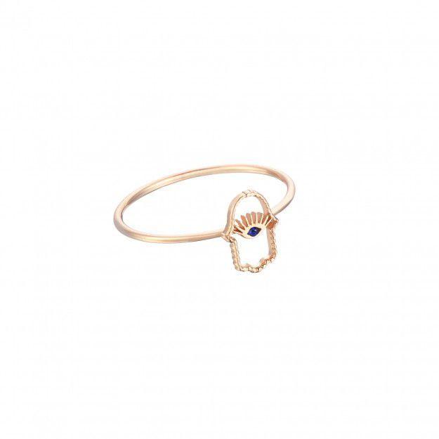 Hamsa-Ring