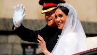 TOPSHOT-BRITAIN-US-ROYALS-WEDDING-PROCESSION