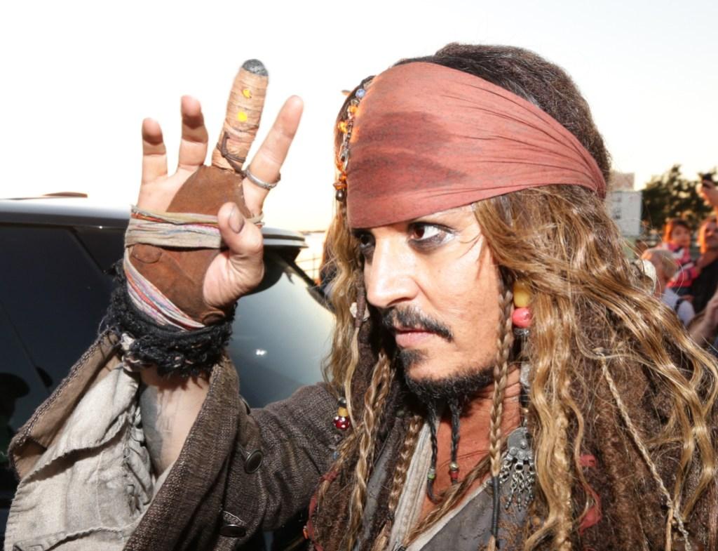 Johnny Depp Jack Sparrow
