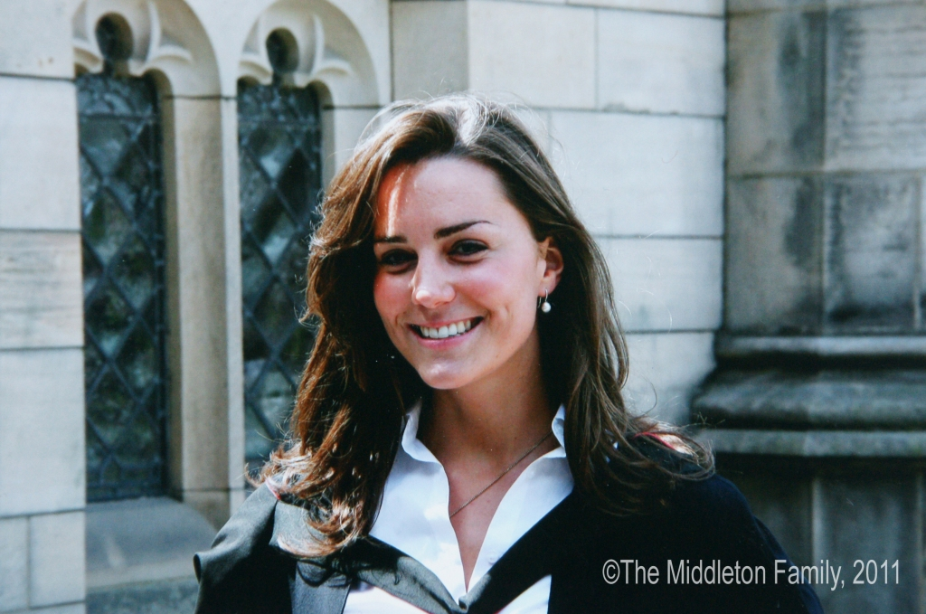 Kate Middleton College Days