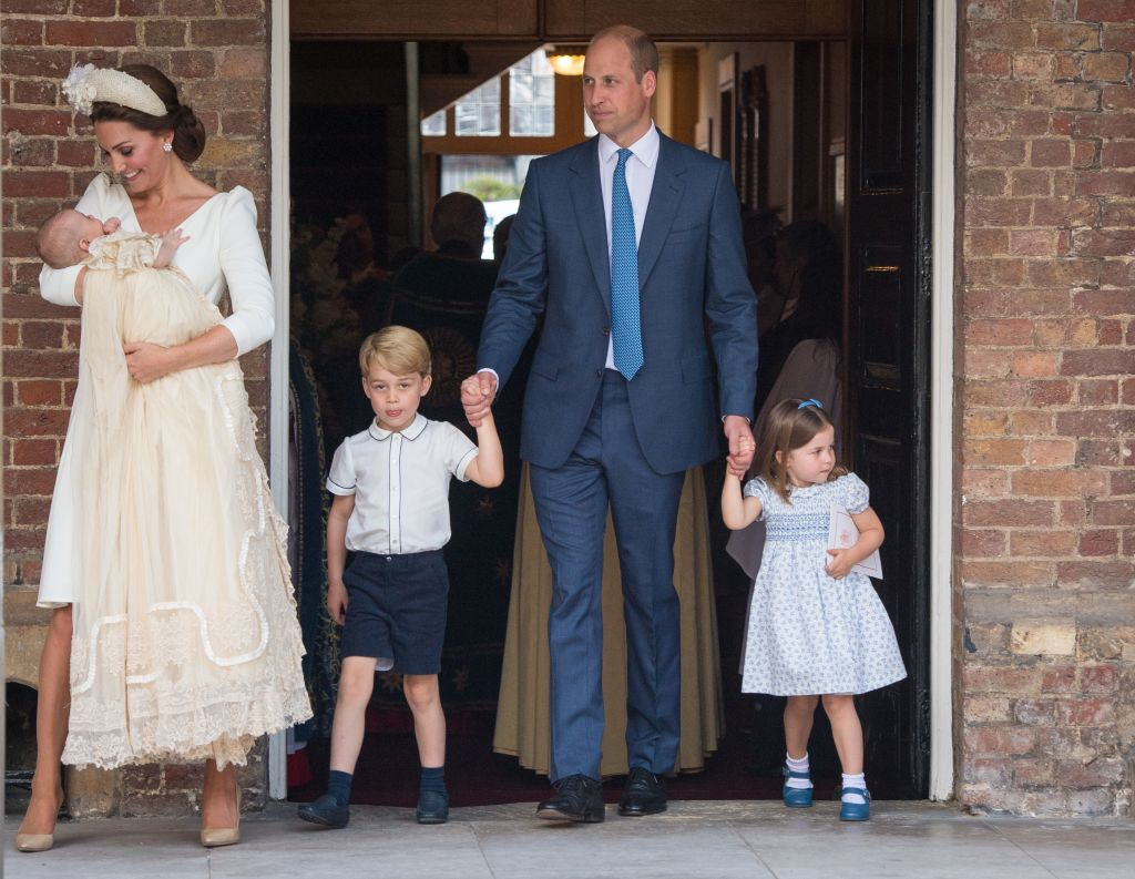 Kate, William and Family