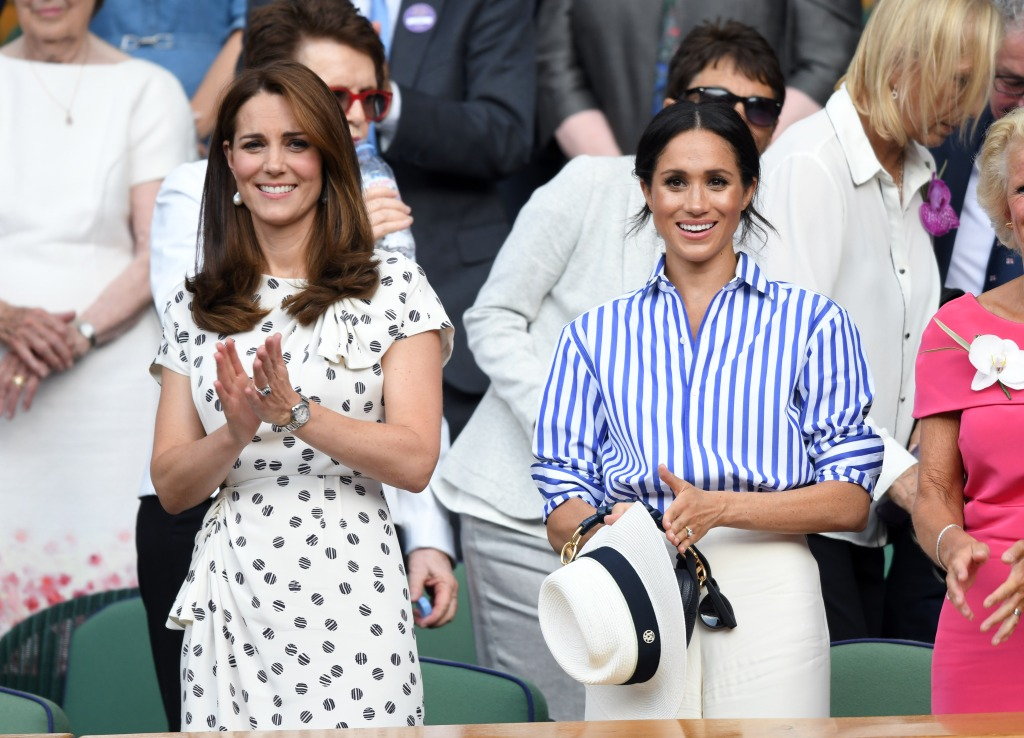 Kate and Meghan