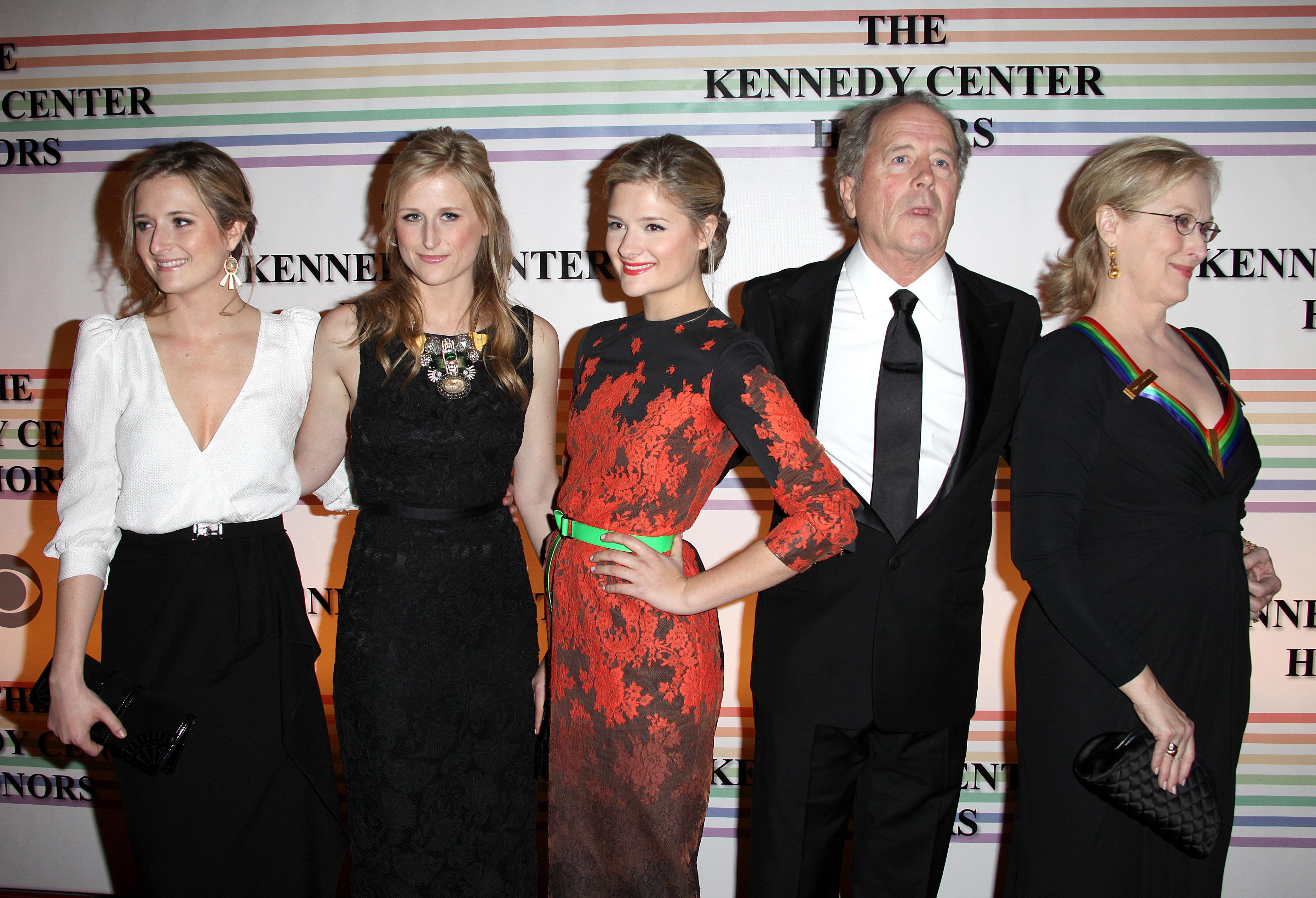 Meryl Streep's Family