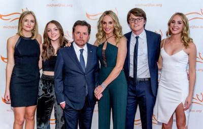 Michael-J-Fox-Family