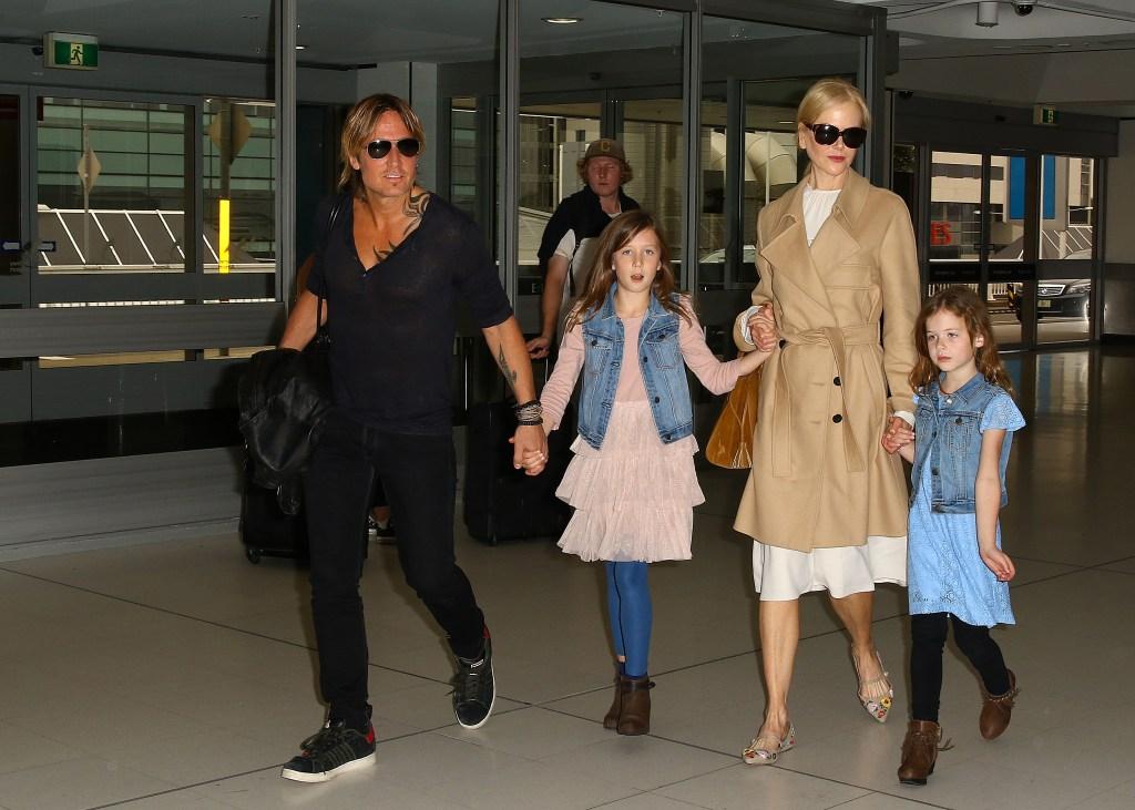 Nicole Kidman Family