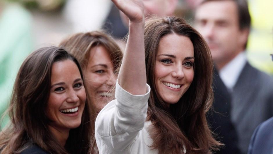 Pippa, Kate and Carole