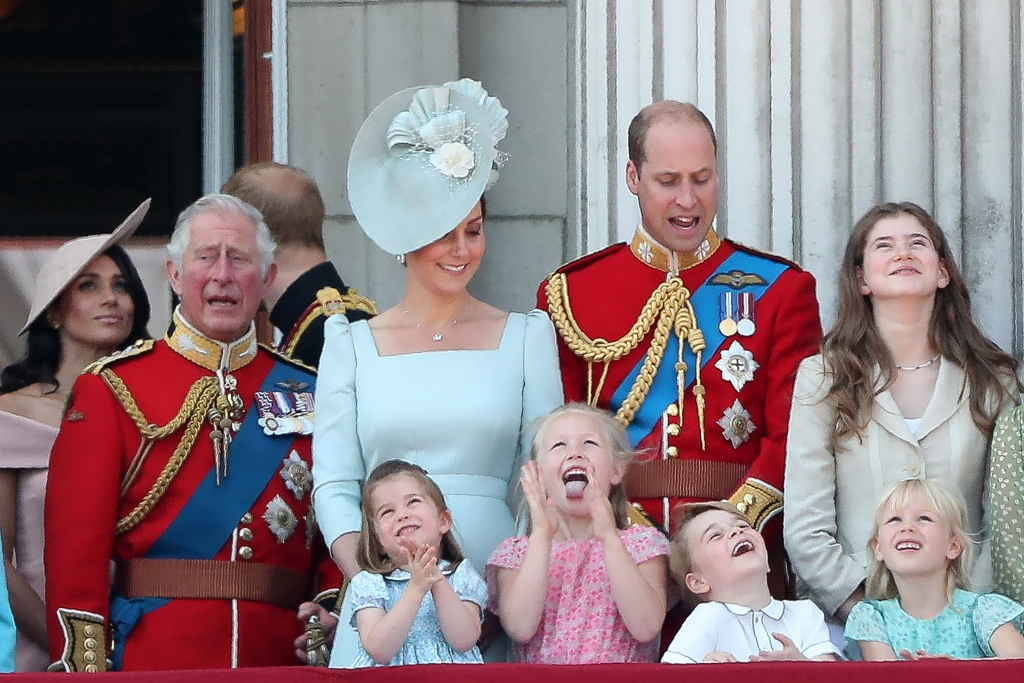 Prince William and Kate, Family