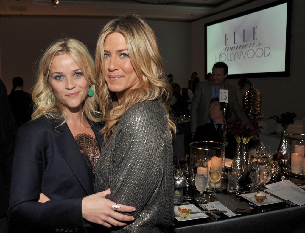 Reese and Jennifer