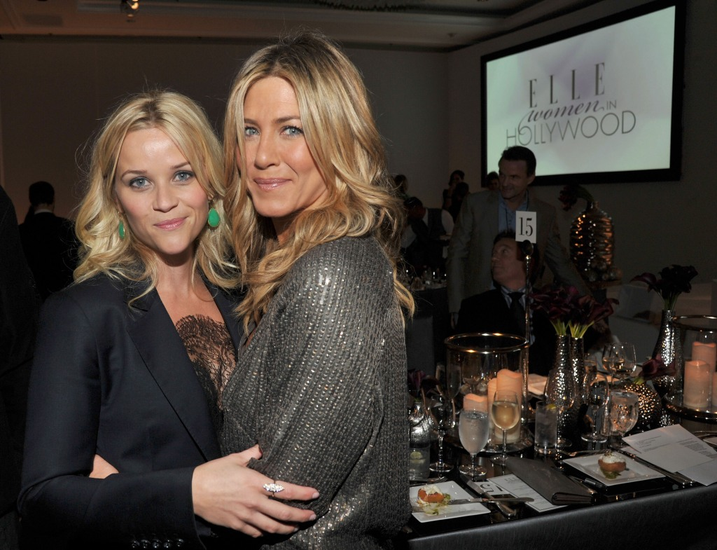 Reese and Jennifer