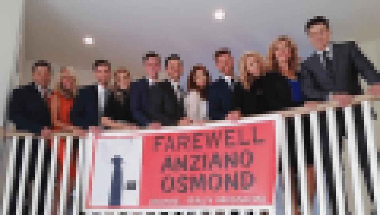 Donny Osmond Family