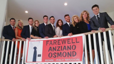 Donny Osmond Family