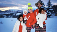 Josh and Katherine family