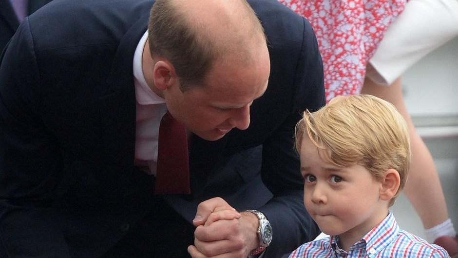 William and George