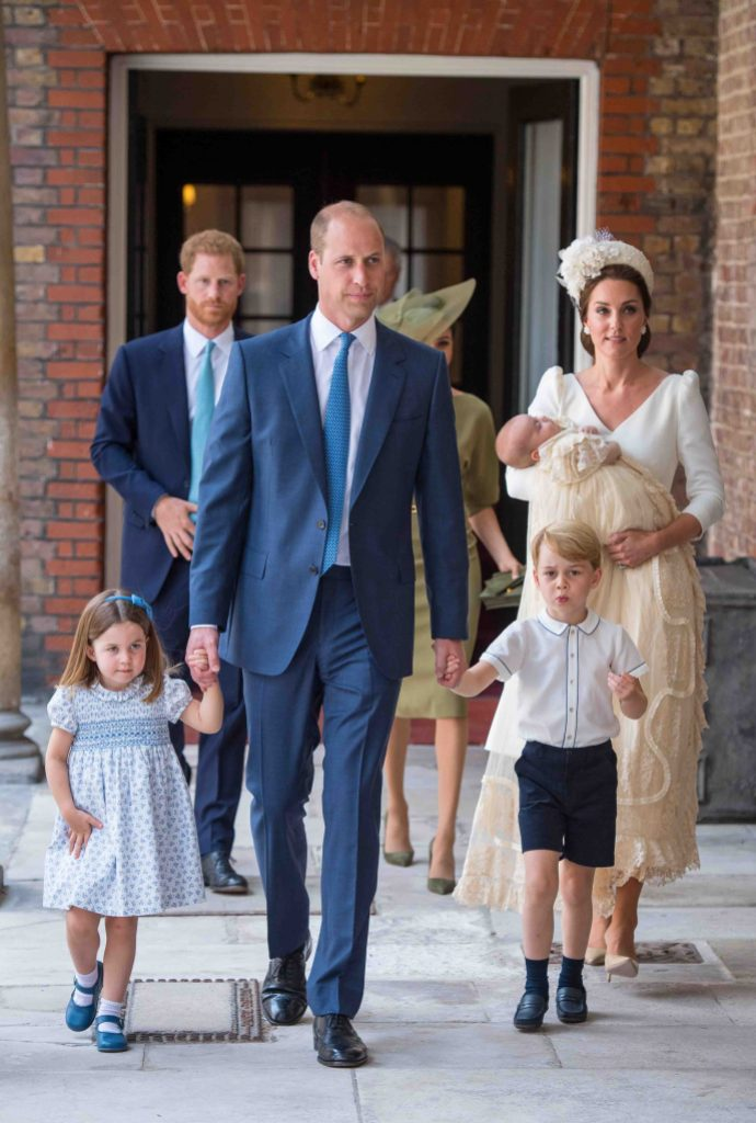 William, Kate and Family