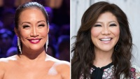 Carrie Ann Inaba Julie Chen