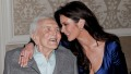 Kirk Douglas Catherine Zeta-Jones