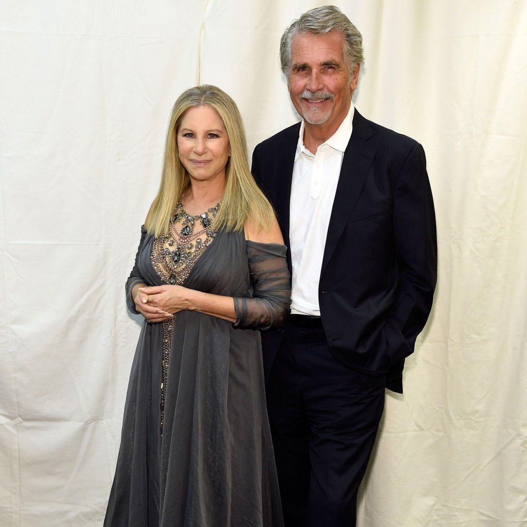 Barbra Streisand James Brolin