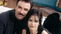 Courteney Cox Tom Selleck