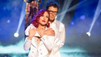 Sharna Burgess Bobby Bones Dancing With The Stars