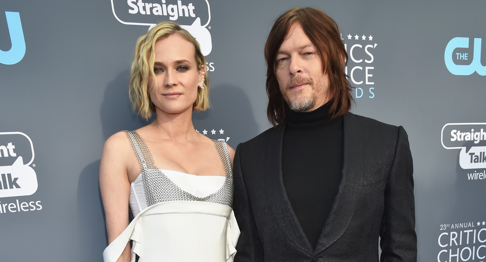 So Sweet!Diane Kruger Shares Adorable Pic of Baby Toys While 'Papa' Norman Reedus Is Away