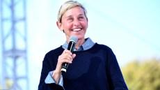 Ellen Degeneres Talk Show