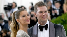 gisele-bundchen-tom-brady-silver-dress-moma