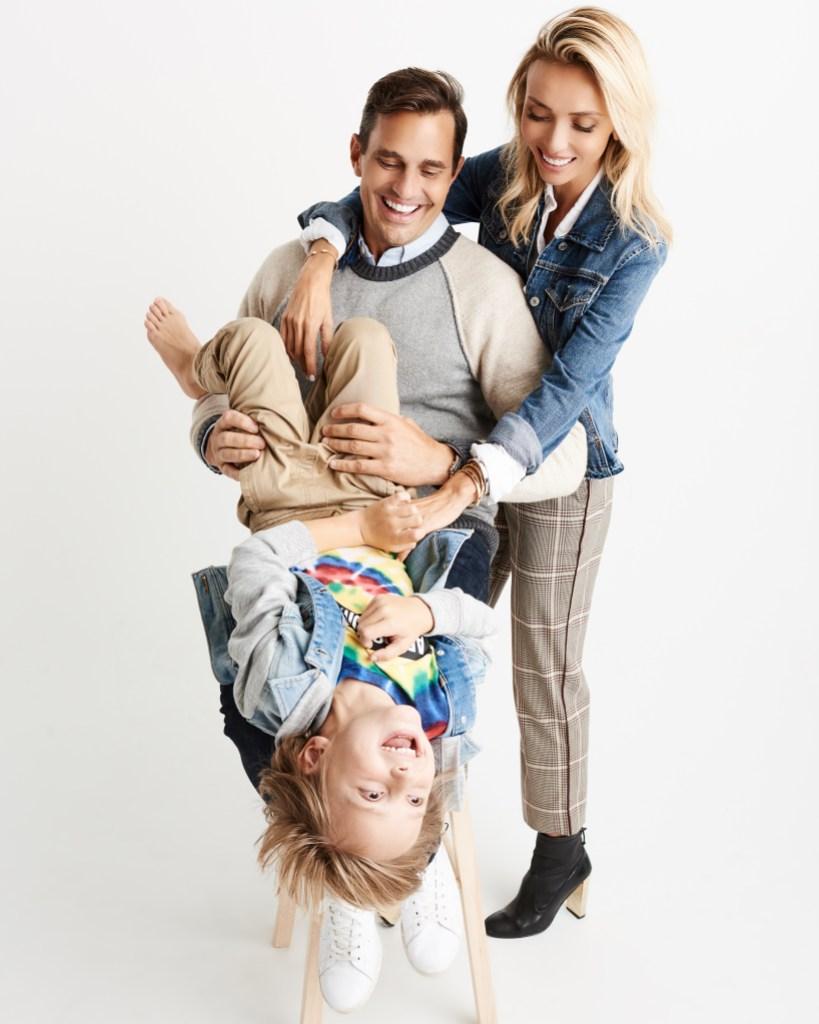 Giuliana Rancic and Family