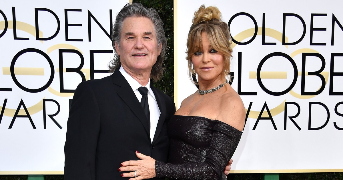Goldie Hawn And Kurt Russell Spend Day With Kate Hudson's ...