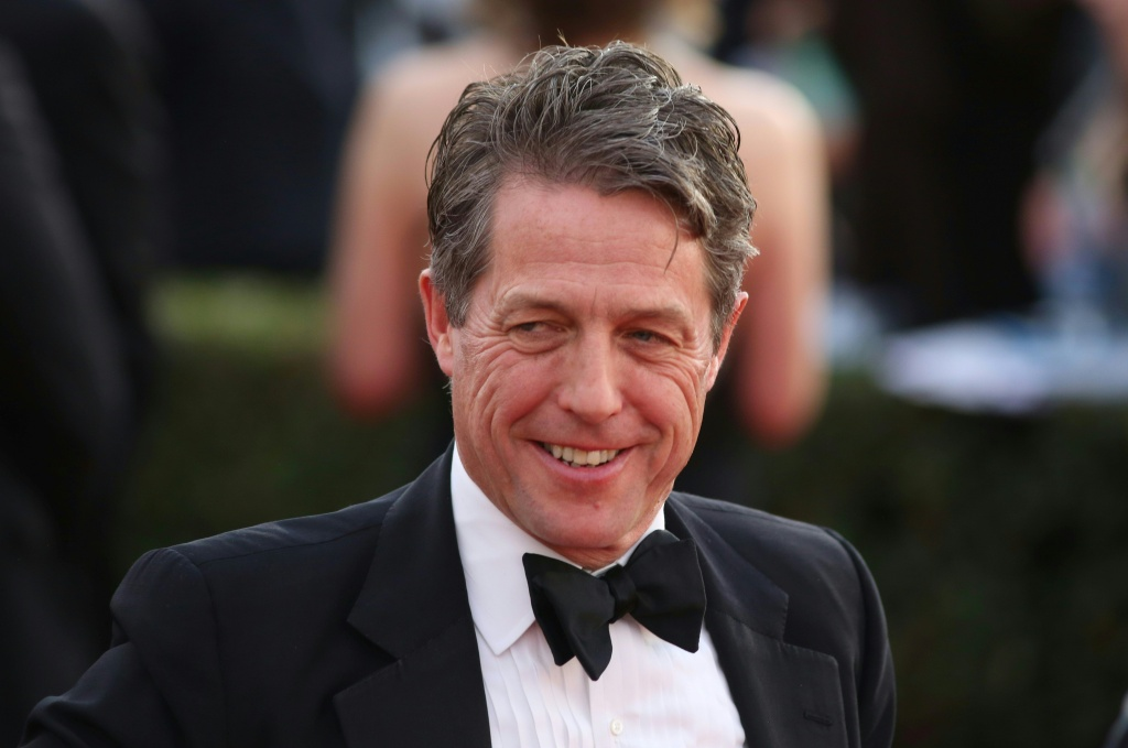 Hugh Grant SAG Awards