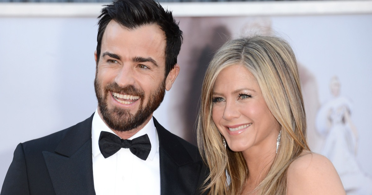 Exes Jennifer Aniston And Justin Theroux Are Reportedly Speaking