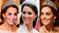 Kate Middleton Tiaras