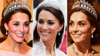 Kate Middleton Tiaras