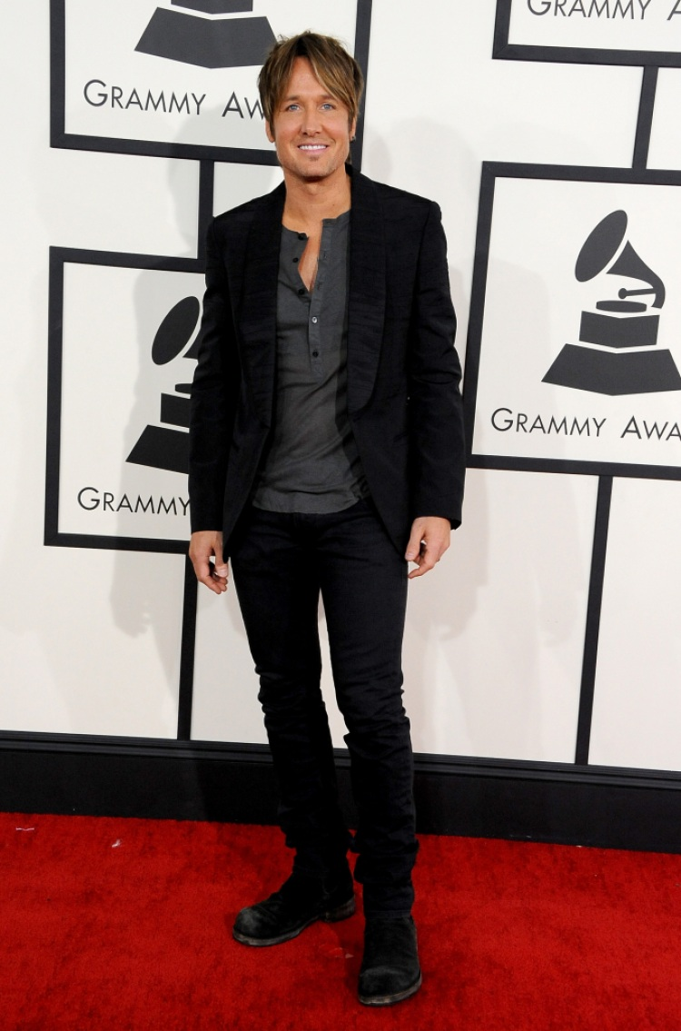 Keith Urban Grammys