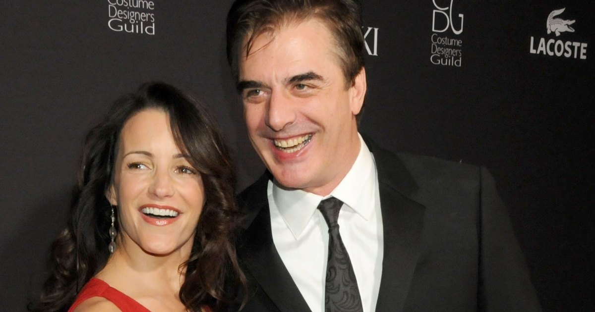 Kristin Davis Responds To A Fan Who Suggests Charlotte And Mr. Big Are One  Of The 'Lost Couples' On 'Sex And The City'