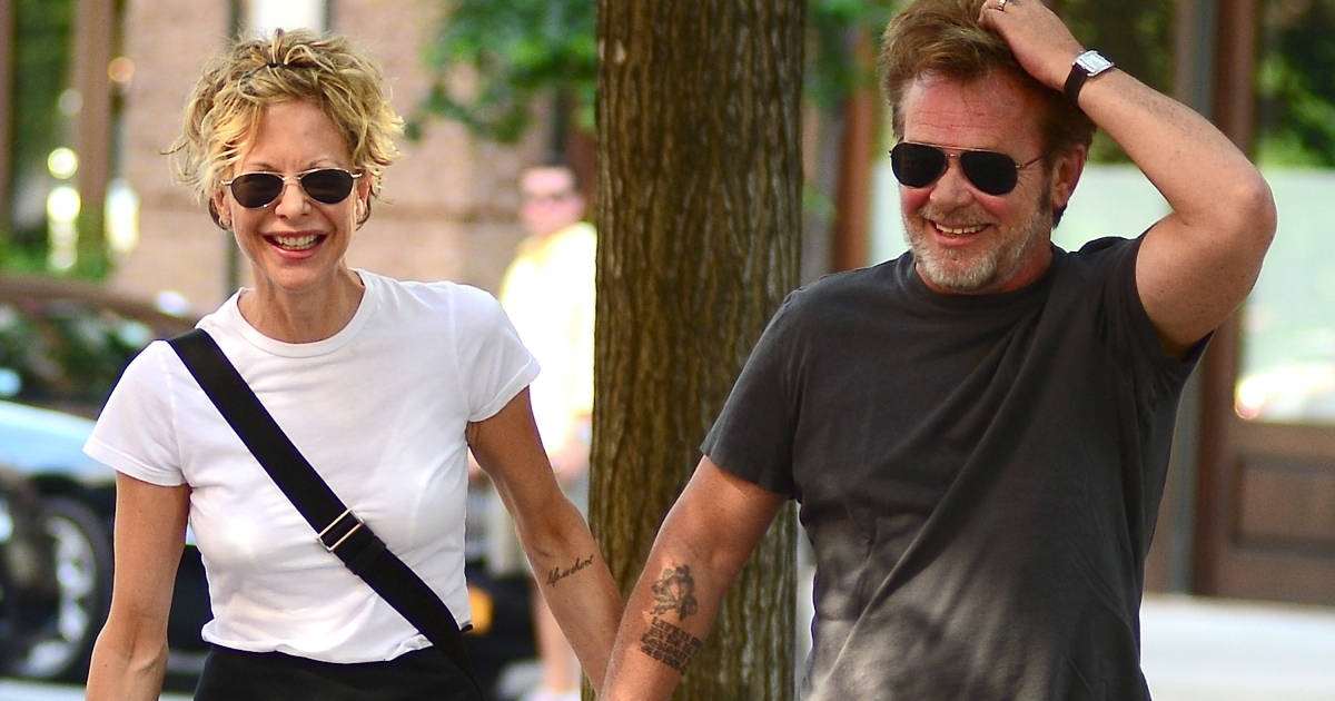 John Mellencamp And Meg Ryan Are House Hunting After